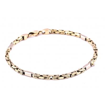 Gouden heren armband VERKOCHT