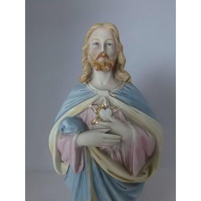 Christus in porselein