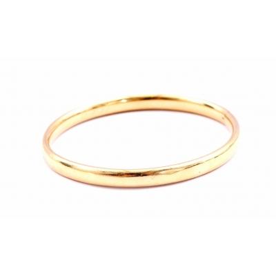 Gouden slaven armband (VERKOCHT)