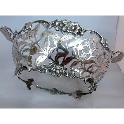 Zilveren Broodmand