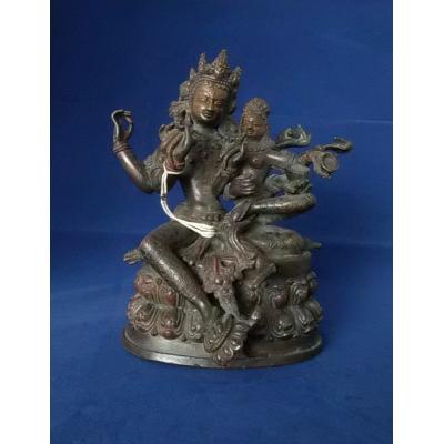 Shiva met Parvati
