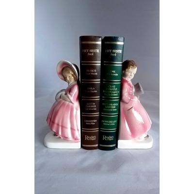 Boekensteunen biedermeier